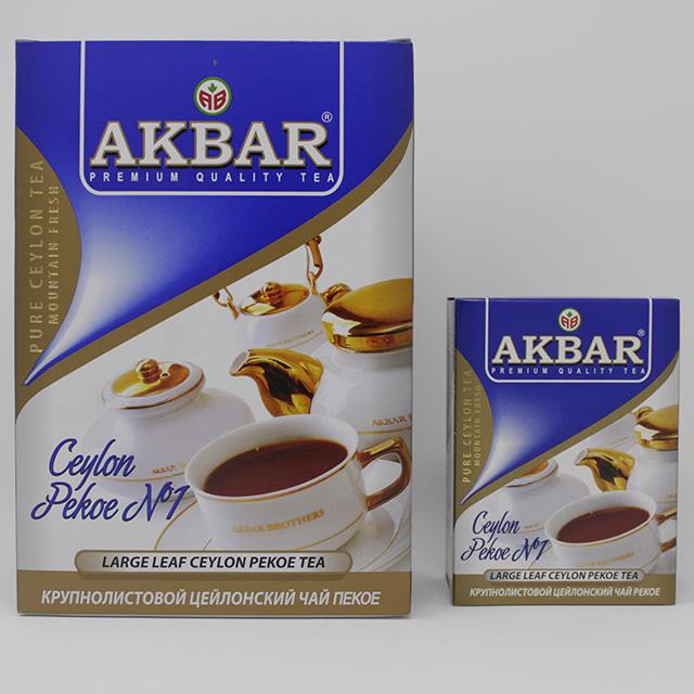 چای اکبر پیکو