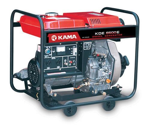 موتور برق گازوییلی کاما7000