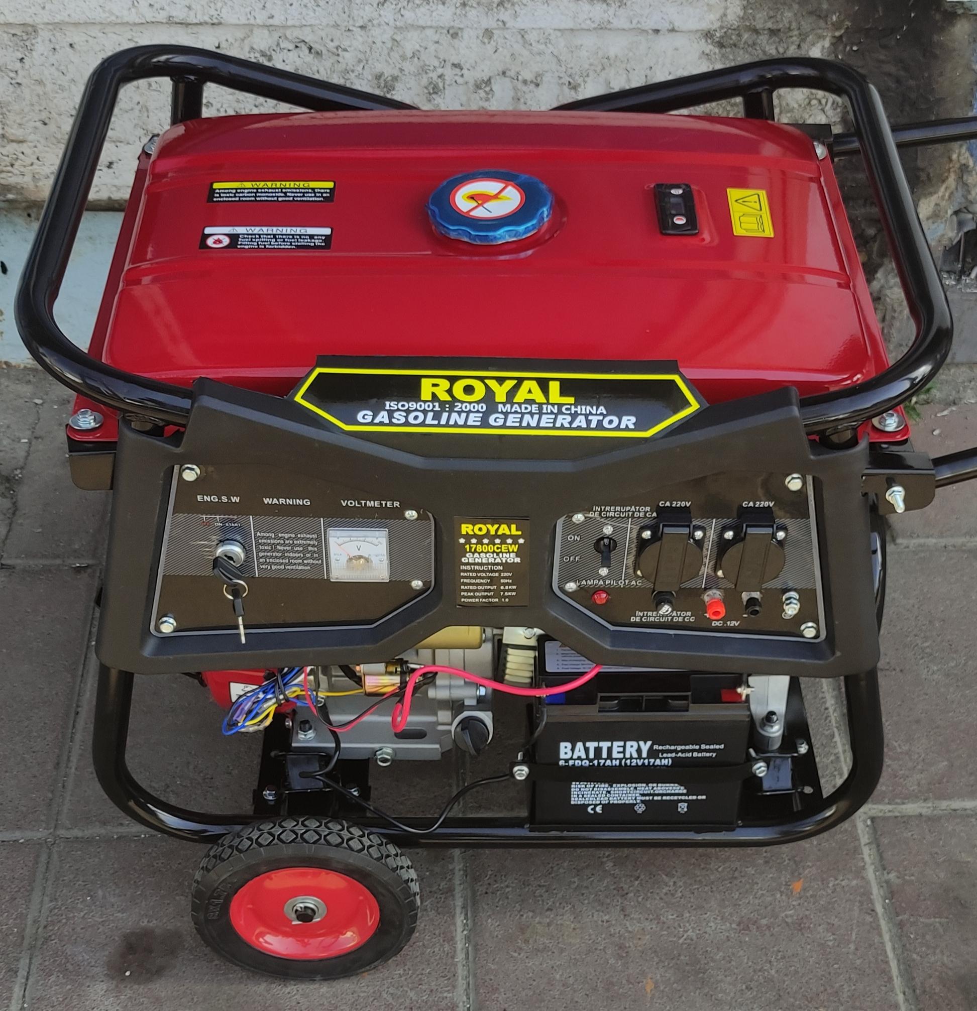 موتور برق رویال ROYAL17800