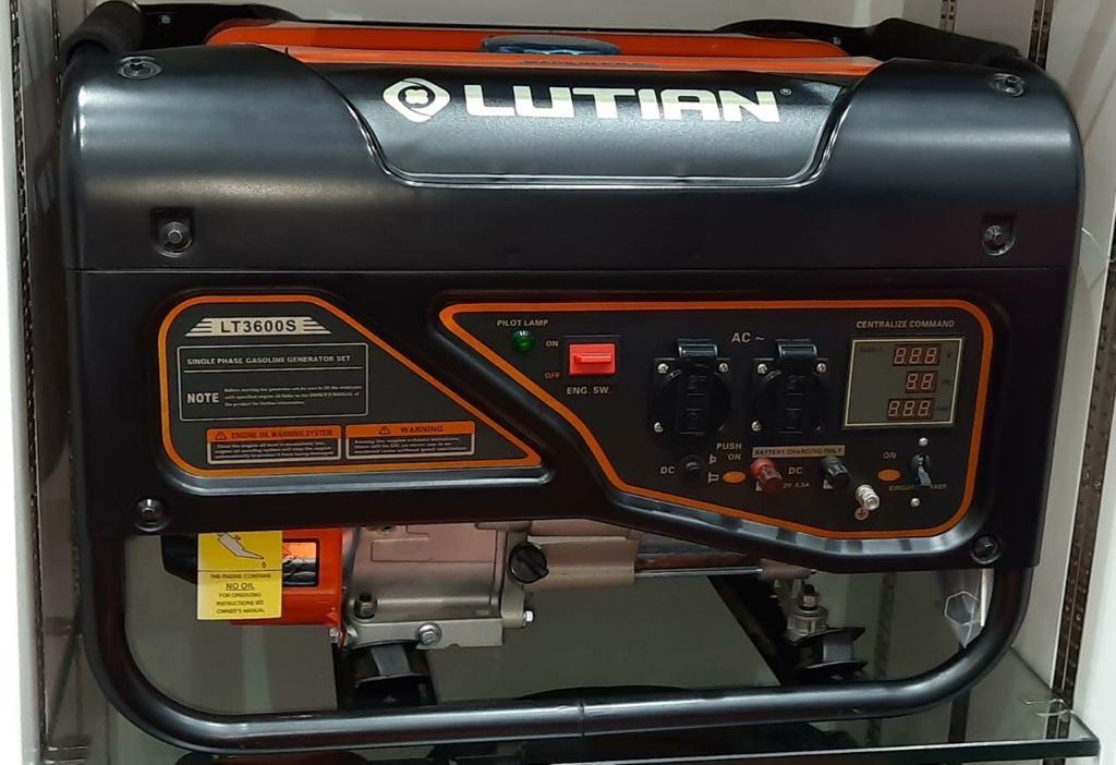 موتور برق ۳/۲ کیلو وات لوتین