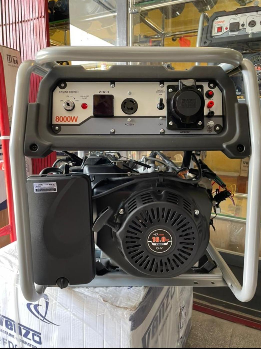 موتوربرق ونزو8کیلو وات