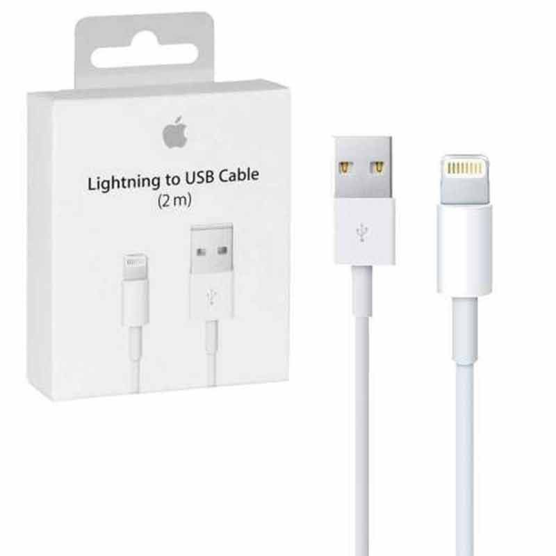 کابل تبدیل USB به لایتنینگ اپل