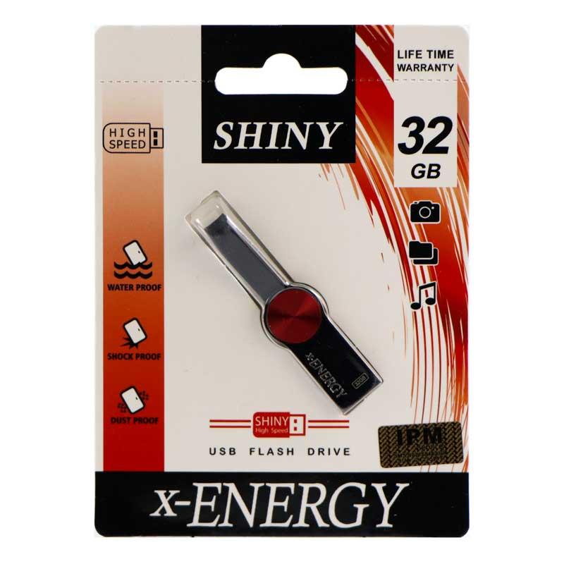 فلش ۳۲ گیگ ایکس-انرژی X-Energy Shiny