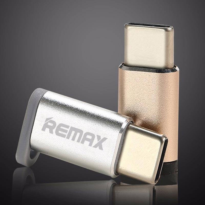 تبدیل میکرو یو اس بی به Remax Type-C