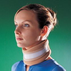 کرست گردن سخت کوتاه