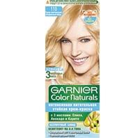 رنگ موی بلوند شنی روشن گارنیر