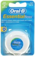 نخ دندان اورال بی با رایحه نعنا - Oral-B Essential Floss - Mint