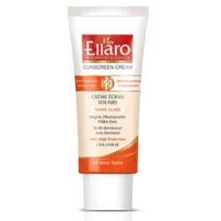 کرم ضد آفتاب مناسب انواع پوستها باSFP50( بژ روشن)الارو