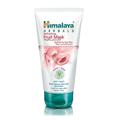 ماسک شاداب کننده میوه ای پوست هیمالیا
