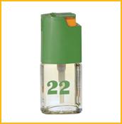 عطرآقایان  شماره 22 بیک
