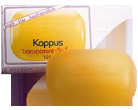 صابون گلیسرین خالص کاپوس آلمان جهت پوستهای خشک و حساس