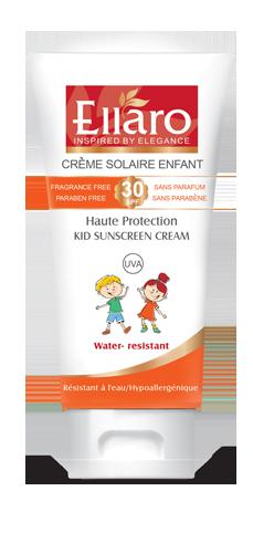 کرم ضد آفتاب کودک با SPF30 الارو