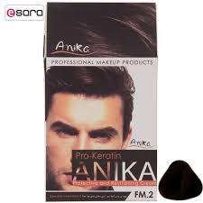 رنگ مو کراتینه آنیکا شماره FM.2