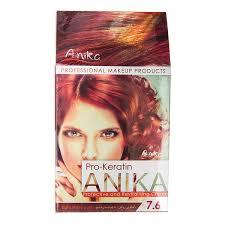 رنگ مو آنیکا شماره 7.6