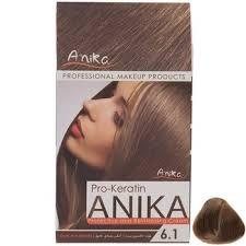 رنگ مو کراتینه آنیکا شماره 6.1