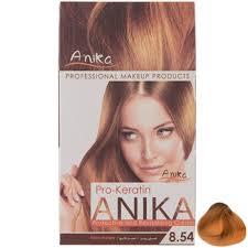 رنگ مو آنیکا شماره 8.54
