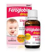 قطره کودک فروگلوبین