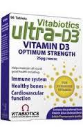 قرص اولترا ویتامین 1000IU D3