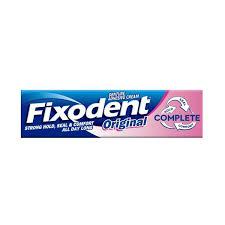 چسب دندان اوریجینال فیکسودنت