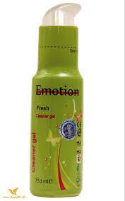 ژل سبز ایموشن (ضدعفونی کننده)
