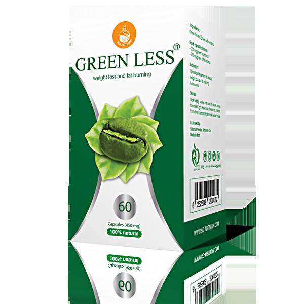 کپسول گرین لس