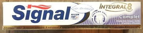 خمیر دندان اینتگرال 8 محافظت کامل سیگنال