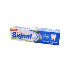 خمیر دندان ضد پوسیدگی عصاره گیاهی سیگنال