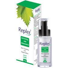 کرم پمپی ضد خارش و التهاب رپلر (۴۵ گرمی)