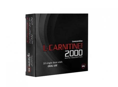 ویال خوراکی ال – کارنیتین بی اس کی 2000