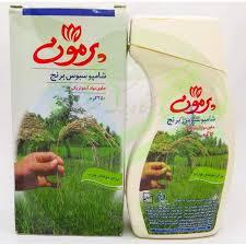 شامپو پرمون مدل سبوس برنج مناسب برای موهای چرب