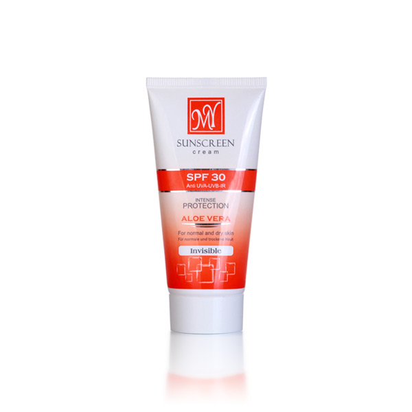 کرم ضد آفتاب بدون رنگ SPF 30 مای