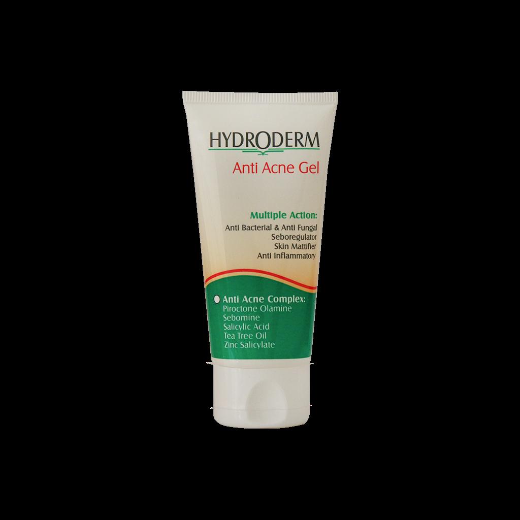 ژل ضد جوش هیدرودرم مناسب پوست های چرب و آکنه دار 50 میلی لیتر
