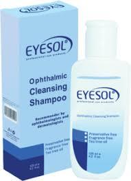 شامپو تخصصی شستشوی چشم آیسول
