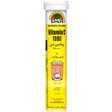 قرص ویتامین ث جوشان 1000