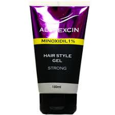 ژل موی ماینوکسیدیل 1% آلوپکسین