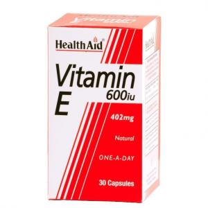 ویتامین ای 600iu هلث اید