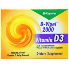 کپسول ویتامین د 3  2000واحد دانا