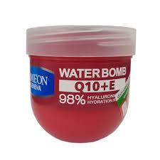 کرم صورت بمب آبرسان کامان حاوی هیالورونیک اسید و کوآنزیم کیوتن با عصاره توت و پشن برک حجم 200 میل