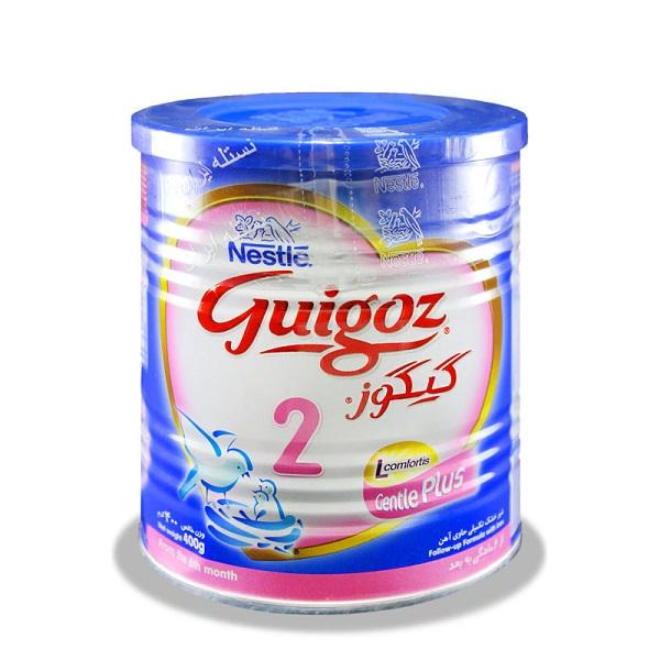 گیگوز 2 شیر خشک