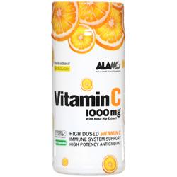 کپسول ویتامین ث 1000 میلی گرم حاوی عصاره رز هیپ آلامو