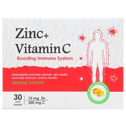 زینک پلاس ویتامین ث دانا