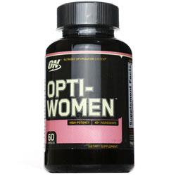کپسول مولتی ویتامین اپتی وومن اپتیموم نوتریشن