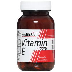 سافت ژل ویتامین ای هلث اید 400 واحد 30 عددی