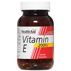 سافت ژل ویتامین ایی هلث اید 200 واحدی