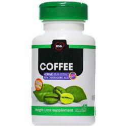 قرص قهوه سبز بنیان سلامت کسری