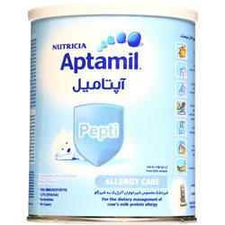 پودر آپتامیل پپتی شیر خشک نوتریشیا