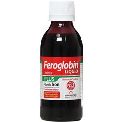 شربت فروگلوبین پلاس ویتابیوتیکس