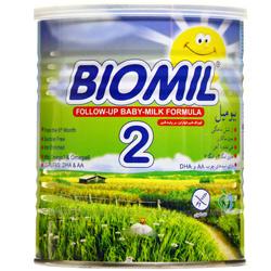 پودر بیومیل شیر خشک 2 فاسکا