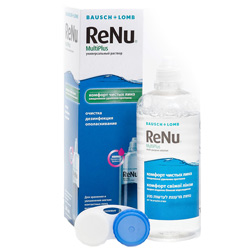 محلول شستشوی لنز رنیو
