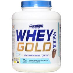 پودر وی پروتئین 100 درصد 2270 گرم دوبیس